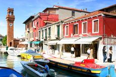 Venice Murano Island