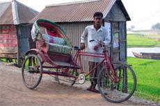 Victoria Pedicab