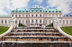 Vienna Belvedere Palace & Museum