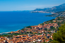 Villefranche Monaco Walking Tour