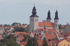 Visby City Tour cruise excursion