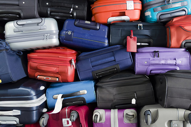 Make Your Luggage Standout