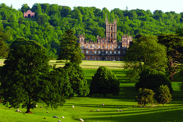 (Photo: Highclere Castle)