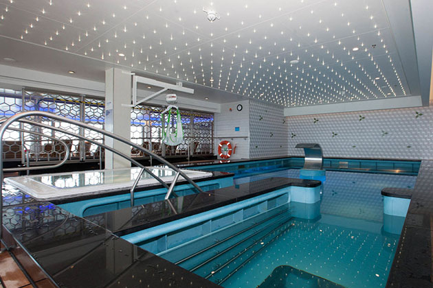 7 Best Cruise Ship Thermal Spa Suites