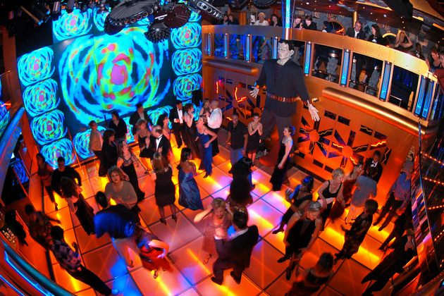 Carnival  Cruise Line's Nightclubs