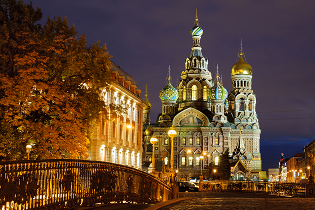 St. Petersburg, Russia: The City