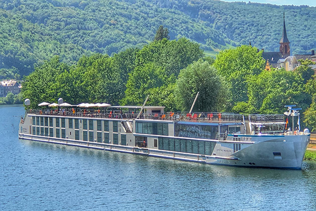 Crystal Remakes The Face Of European River Cruises