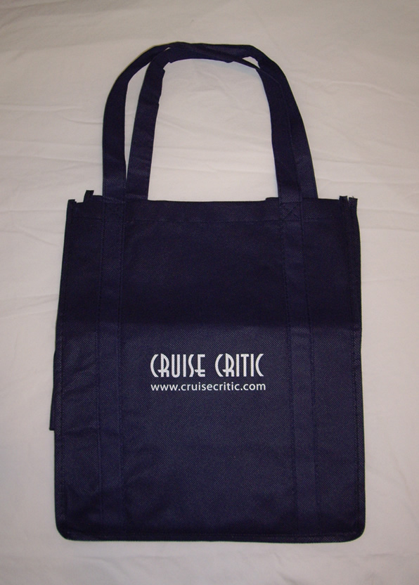 Cruise Critic Grocery Tote