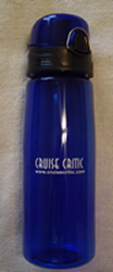 Cruise Critic Water Bottle