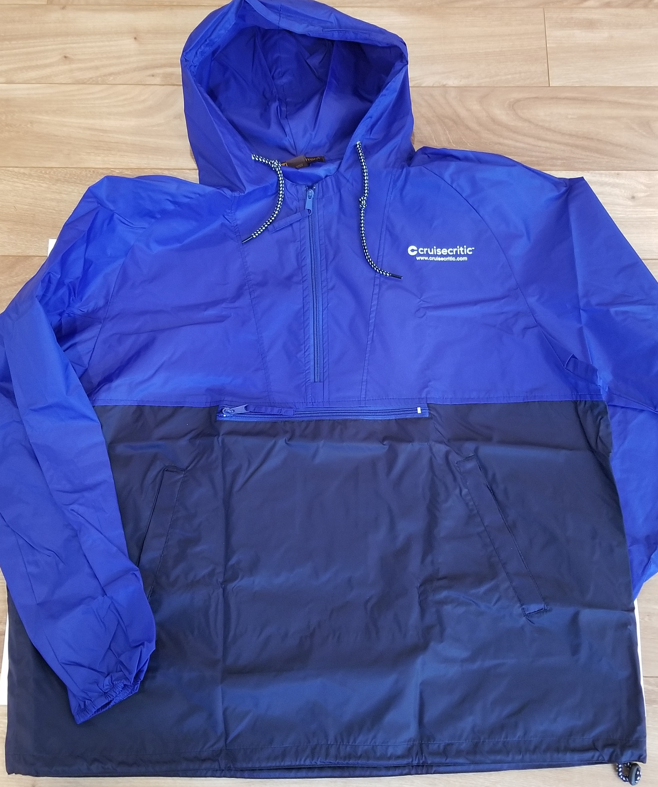 Packable Jacket