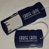 Cruise Critic Luggage Tag
