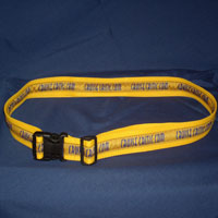 Cruise Critic Luggage Strap