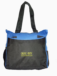 Cruise Critic Tote Bag